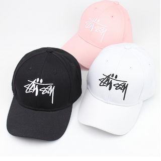 【2点セット】Stussy  帽子 男女兼用 キャップ