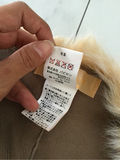 BABYLONE DENDROBIUM 羊革ファーティペット