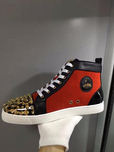 クリスチャンルブタン靴 スニーカー