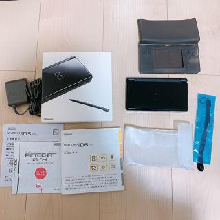 ニンテンドーDS Lite ジェットブラック ソフト5本付き