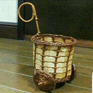 新品車輪付きバスケット・カゴ