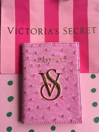 パスポートケース ピンク新品