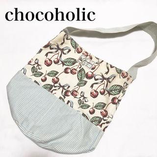 chocoholic チェリートートバッグ