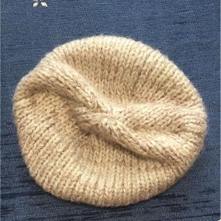 マニックス ニットベレー帽 manics