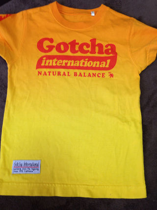 GOTCHA Tシャツ 半袖 110