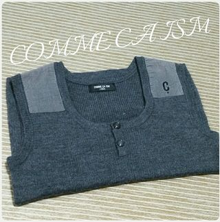COMME CA ISM ベスト 【130㎝】美品!