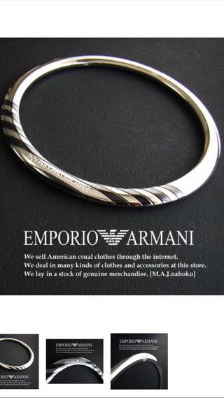 【新品・未使用】EMPORIO ARMANI