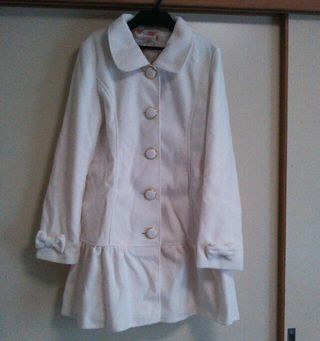 リズリサのめちゃ可愛いコート