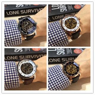 コンスタンタン自動巻きウオッチ  腕時計