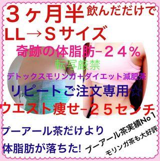 ry様専用スペシャル減肥茶プーアール30デトックスモリンガ2