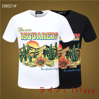DSQUARED2 ディースクエアード 激安シャツ
