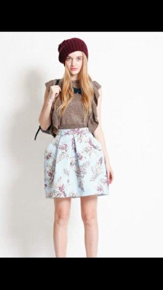 リリーブラウン スカート