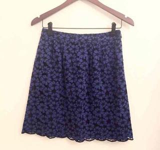 定価20000NOLLEY'Sお花レーススカート