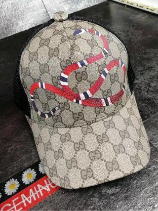 guccキャップ 帽子 男女兼用