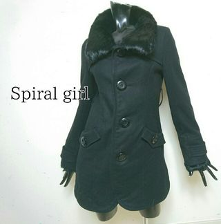 spiral girl*コート