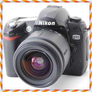 ☆★世界が認めた永遠の名機♪ニコン Nikon D70