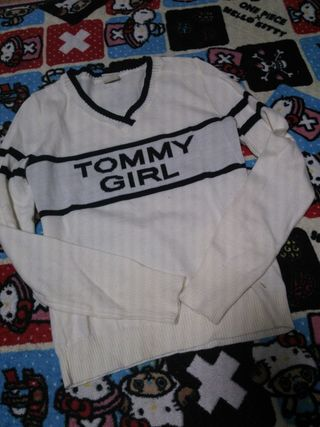 TOMMY□薄手セーター