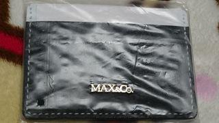 MAX&co. 名刺 カードケース
