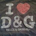D&G Tシャツ