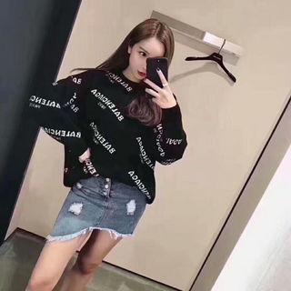 大人気 バレンシアガbalenciagaニット / セーター