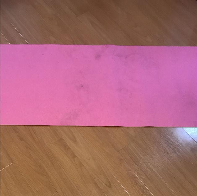ヨガマット ピンク