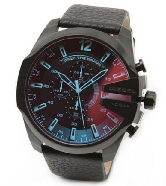 ディーゼル DIESELメンズレザー腕時計 DZ4323(DIESEL(ディーゼル) ) - フリマアプリ&サイトShoppies[ショッピーズ]