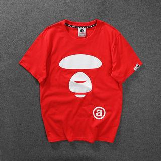 カップル カジュアル AAPE Tシャツ