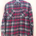 GYDA串戸ユリアさんデザインチェックシャツ