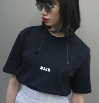 MSGM Tシャツ、ロンT 国内発送
