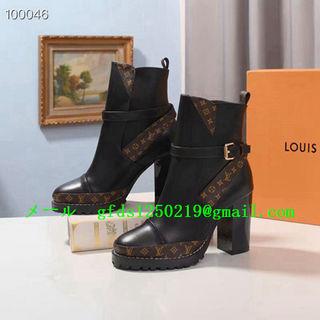 新入荷ルイヴィトン靴秋冬素敵新品#177