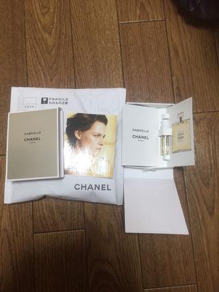 CHANEL香水 サンプル