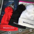 Balenciaga 人気 ニットキャップ 男女兼用 帽子