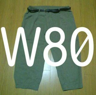 新品 W80 H101 股下58 ベルト付 大きいサイズ