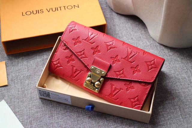 人気『LouisVuitton』長財布国内発送