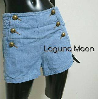 Laguna Moon*ハイウエストショートパンツ