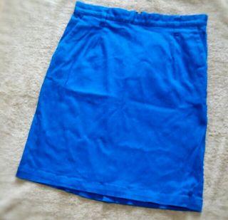 【タイムセール】 LOWRYSFARM*膝丈スカート