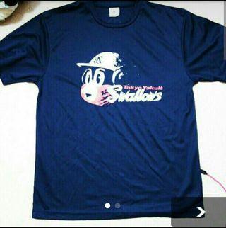 つば九郎Tシャツ