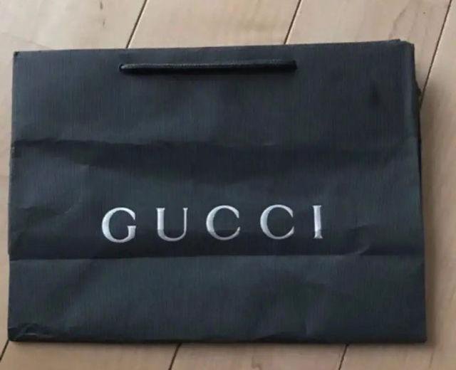 GUCCI ショップ袋(Gucci(グッチ) ) - フリマアプリ&サイトShoppies[ショッピーズ]
