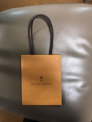 UNITED ARROWS 紙袋