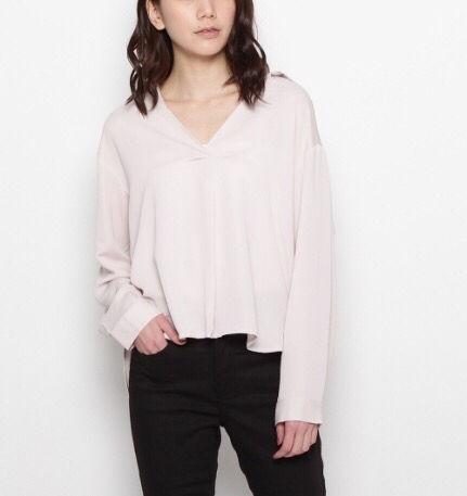 定価4,309円opaque スキッパーシャツ(OPAQUE(オペーク) ) - フリマアプリ&サイトShoppies[ショッピーズ]