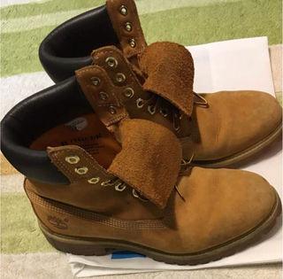 ティンバーランド靴
