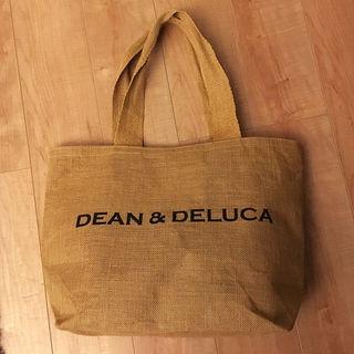 【DEAN & DELUCA】麻バッグ ビーチバッグなどに