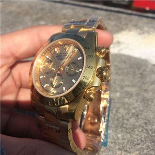 ロレックスROLEXディトナゴールド腕時計