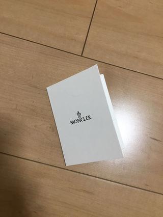 モンクレール カードケース