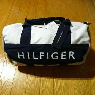 @m.y様専用 トミーヒルフィガー ボストン バッグ バック