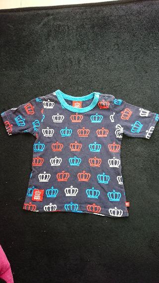 ベビードール7部丈Tシャツ