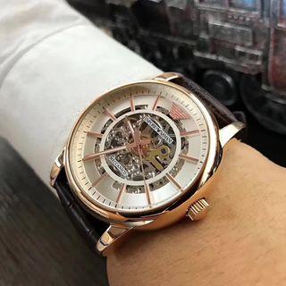ARMANI メンズ 腕時計