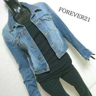 FOREVER21*Gジャン