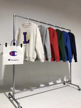 高品質 定番人気 CHAMPION セーター 男女兼用