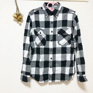 EDWIN チェックシャツ